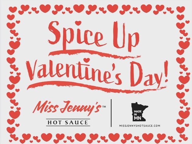 Show Your Sweetie You Care by Lighting Up their Mouth with 7-Pot Flavor and Heat! – Made In MN
