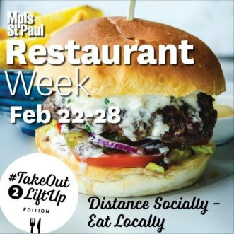 Mpls/St.Paul Restaurant Week February 2021