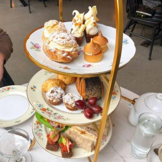 Make your Afternoon Tea reservations this weekend at our sister restaurant The Lynhall No. 3945 in Edina!