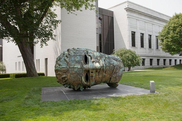 Minnesota Institute of Art: Bandaged and Boken, Eros, the God of Love