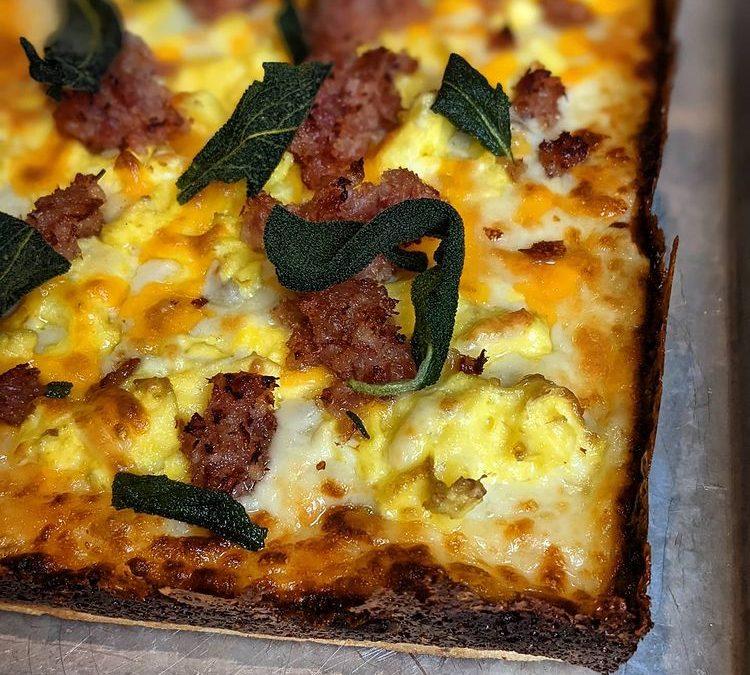 Wrecktangle Pizza: North Loop Galley Restaurant – Minneapolis