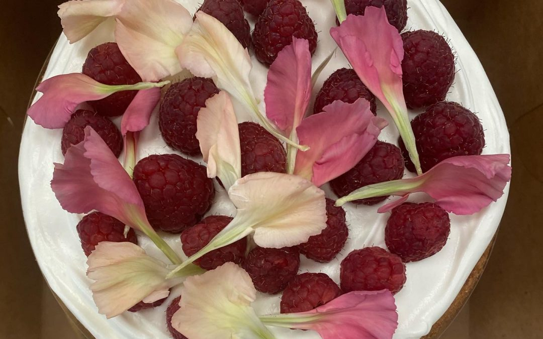 Black Walnut Bakery: Mother's Day ~ Raspberry Lychee Revisited – Minneapolis, MN
