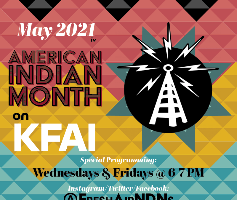 American Indian Month at KFAI – Twin Cities