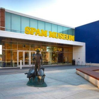 Everyone Should Visit 'The Spam Museum' In Austin At Least Once…Really!