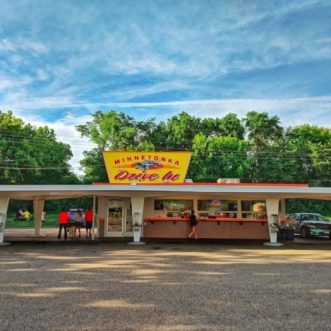 Visit This Minnetonka Drive-In for a Unique Summer Dining Experience!