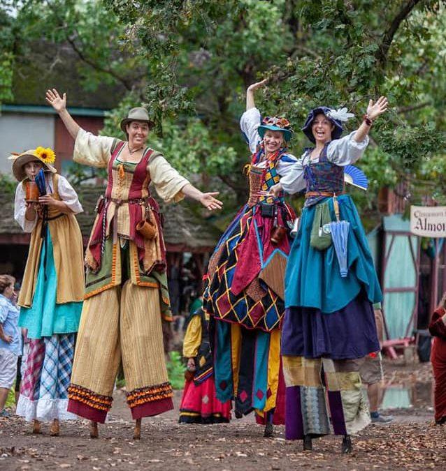 Welcome to the 2021 Minnesota Renaissance Festival: 50 Years of Huzzah & Cheers! – Shakopee, MN