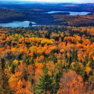 The Appalachian Trail of the Midwest: Fall Hiking & North Shore Bucket List in Cook County, MN