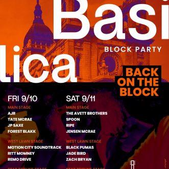 Basilica Block Party 2021 – Minneapolis, MN