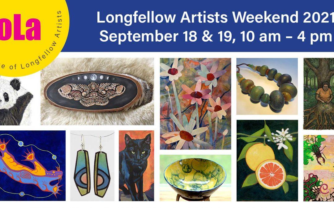 2021 LoLa Artists Weekend – Longfellow Neighborhood in Minneapolis