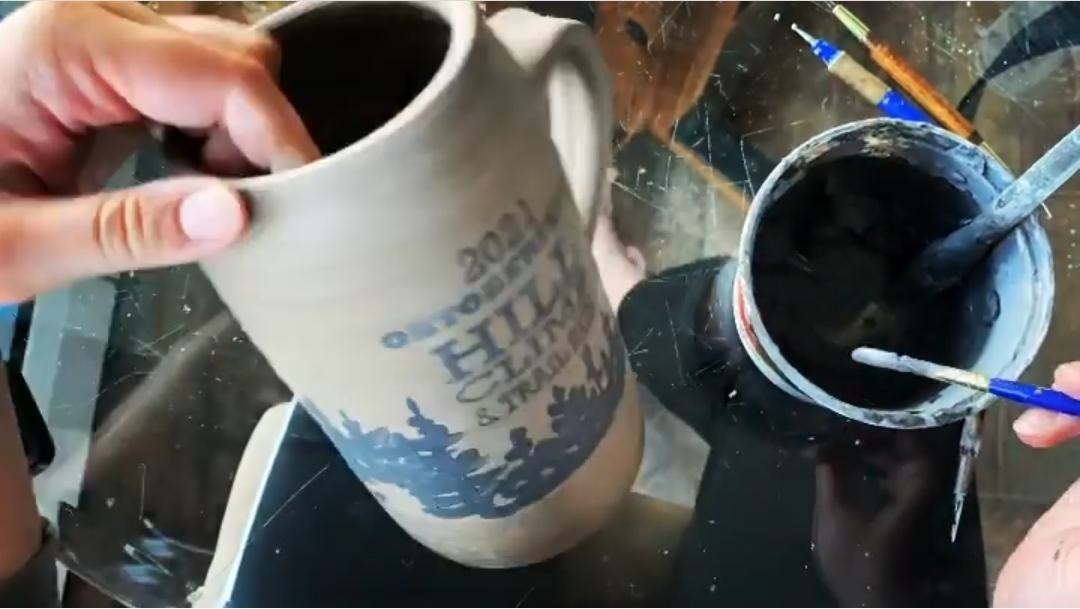 Lakewood Ceramics by Chelsey Wingness: Sometimes a Project Comes Up Out of the Blue!