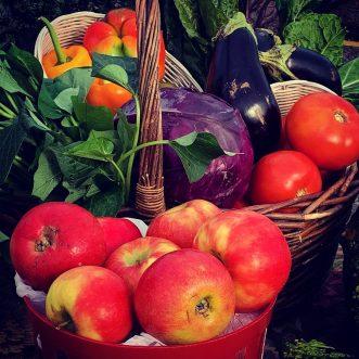 Saint Paul Farmers' Markets Open through October!