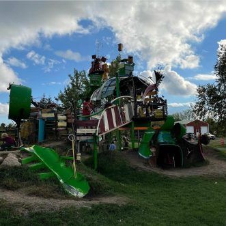 Franconia Sculpture Park: A Few Beautiful Images from a Visitors Purview – Shafer, MN